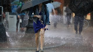 Severe Weather Warnings Issued For Wa