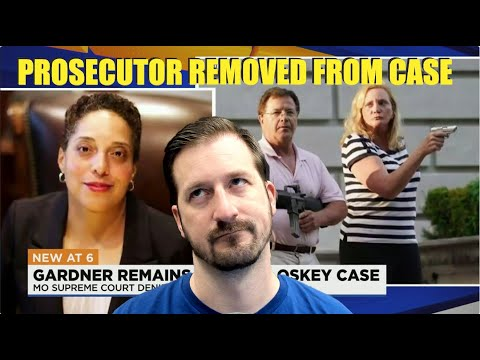 Prosecutor Fully REMOVED From McCloskey Case