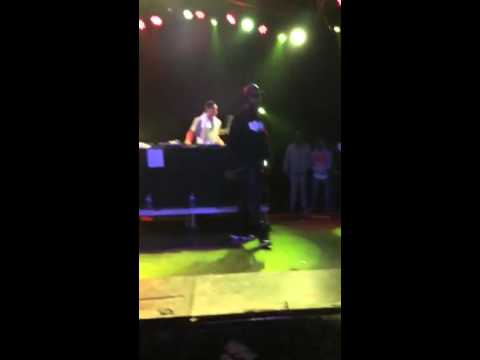 """P-Lo """"Going To Work"""" (LIVE)"""