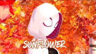 Post Malone, Swae Lee - Sunflower (Lyrics) (Spider-Man Into the Spider-Verse)