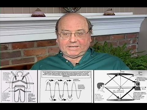 Dr Claude Swanson, Quantum Physicist on Tesla Energy Lights