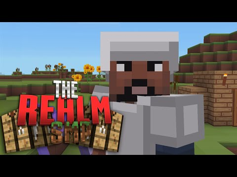 Minecraft Pocket Edition - REALMS SMP! - WELCOME TOUR! [1]