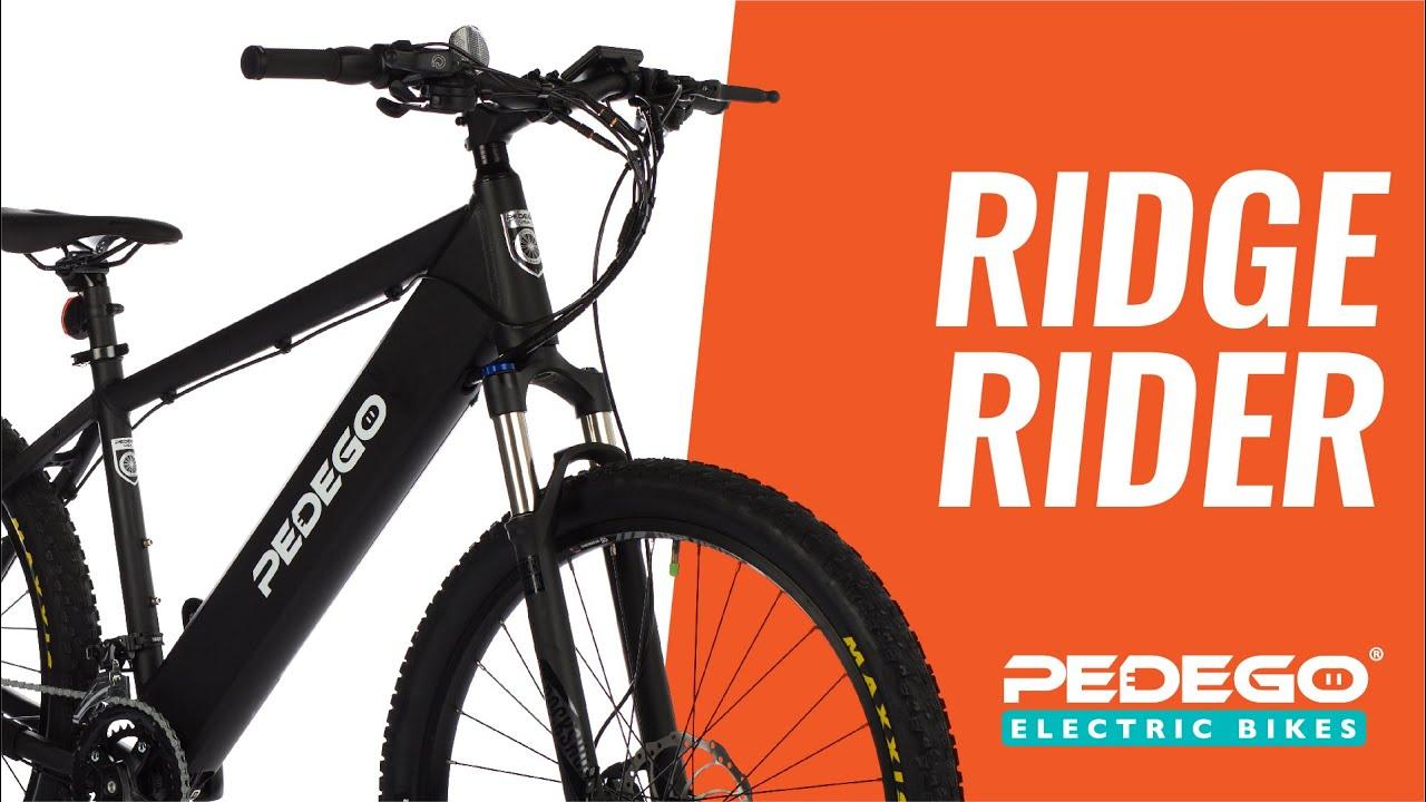 Ridge Rider - Electric Mountain Bike