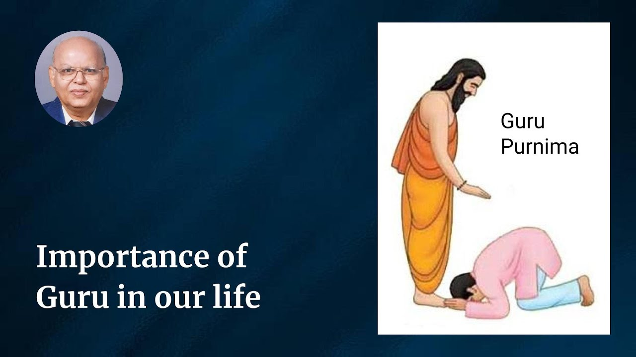 Importance of Guru in our life