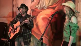 Islands in the Stream -Kenny Rogers/Dolly Parton cover by Steve & Michaela Terrien McLain - 1-23-13