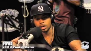Nas Talks Ghost Writing on Big Boy