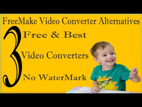 3 Free FreeMake Video Converter Alternatives 3  Best Free Video Converters For Windows 10/8/7