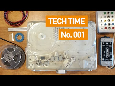 Tape-Looping With A Nagra: Tech Time No. 001
