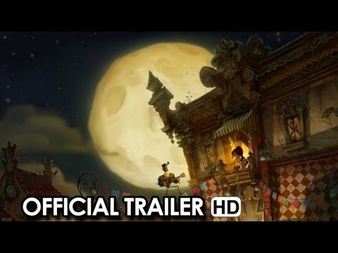 The Book of Life Official Trailer (2014) HD - YouTube