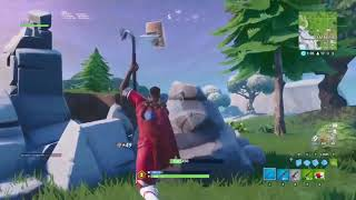 Fortnite Highlights - Pop up cup