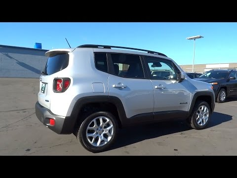 Lithia Jeep Reno >> 2015 JEEP RENEGADE Reno, Carson City, Northern Nevada, Sacramento, Elko, NV FPC33974 - YouTube