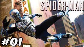 Spider-Man: Turf Wars DLC #01 - Hammerhead! | Vertez