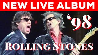 Rolling Stones Pull 1998 Concert From Archive As Mick Jagger Recovers from Heart Surgery