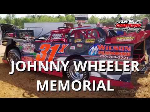 Johnny Wheeler Memorial Promo for May 18th at Lake Cumberland Speedway