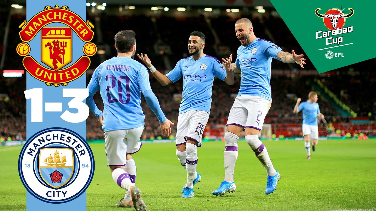Man City vs Man United live stream: how to watch Carabao Cup ...