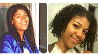 MY RELAXED TO NATURAL HAIR 6 YEAR JOURNEY