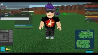 Lets play ROBLOX ( The Copuerors 3 )