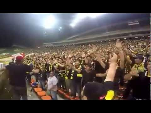 Silver State Ultras - Chant Dalee Dalee Ooo