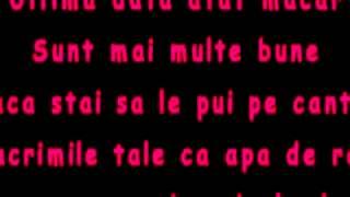 Repeat youtube video Oana Radu - Tu [ Lyrics Video ] Romania HIT