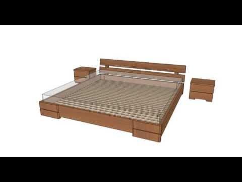 Кровать нестандартных размеров
