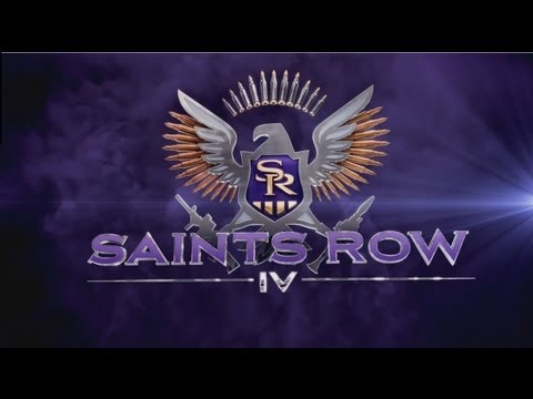 Saints Row IV - First Mission Gameplay