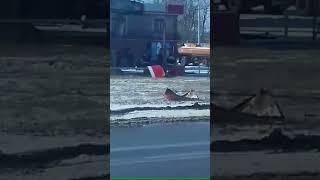 В Таганроге прогремел взрыв на заправке 22.03.2018