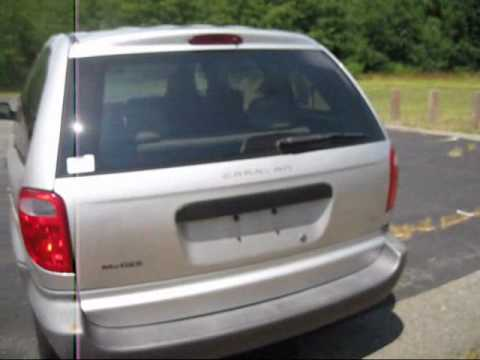 2001 Dodge Caravan SE Start Up Engine  Full Tour  YouTube