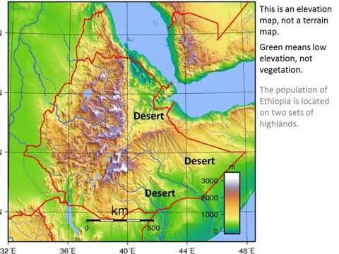 World Geography 9-1 Ethiopia & Somalia