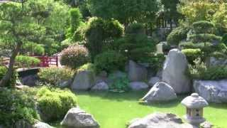 アキーラさん発見散策①モナコ公国・日本庭園・Japanese-garden,Monaco