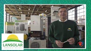 Soluciones renovables para construir la casa eficiente con Lansolar Ingenieros