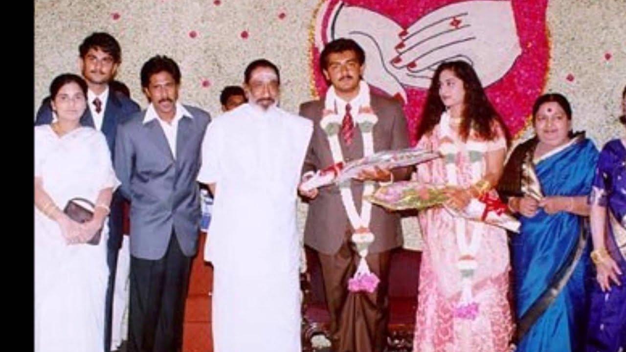 Tamil Celebrities At Actor Ajith Ar And Actress Shalini Wedding 3