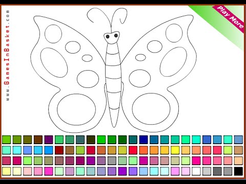 butterfly coloring pages for girls - free butterfly coloring pages for girls butterfly