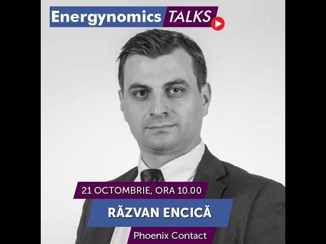EnergynomicsTalks cu Răzvan Encică, Phoenix Contact România