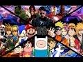 Cartoons vs Comics vs Videojuegos vs Anime. DLRH T2 Mid Season Finale | Ft. Varios Artistas