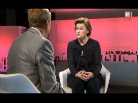 Vesselina KASAROVA - TV Interview (May 2012)