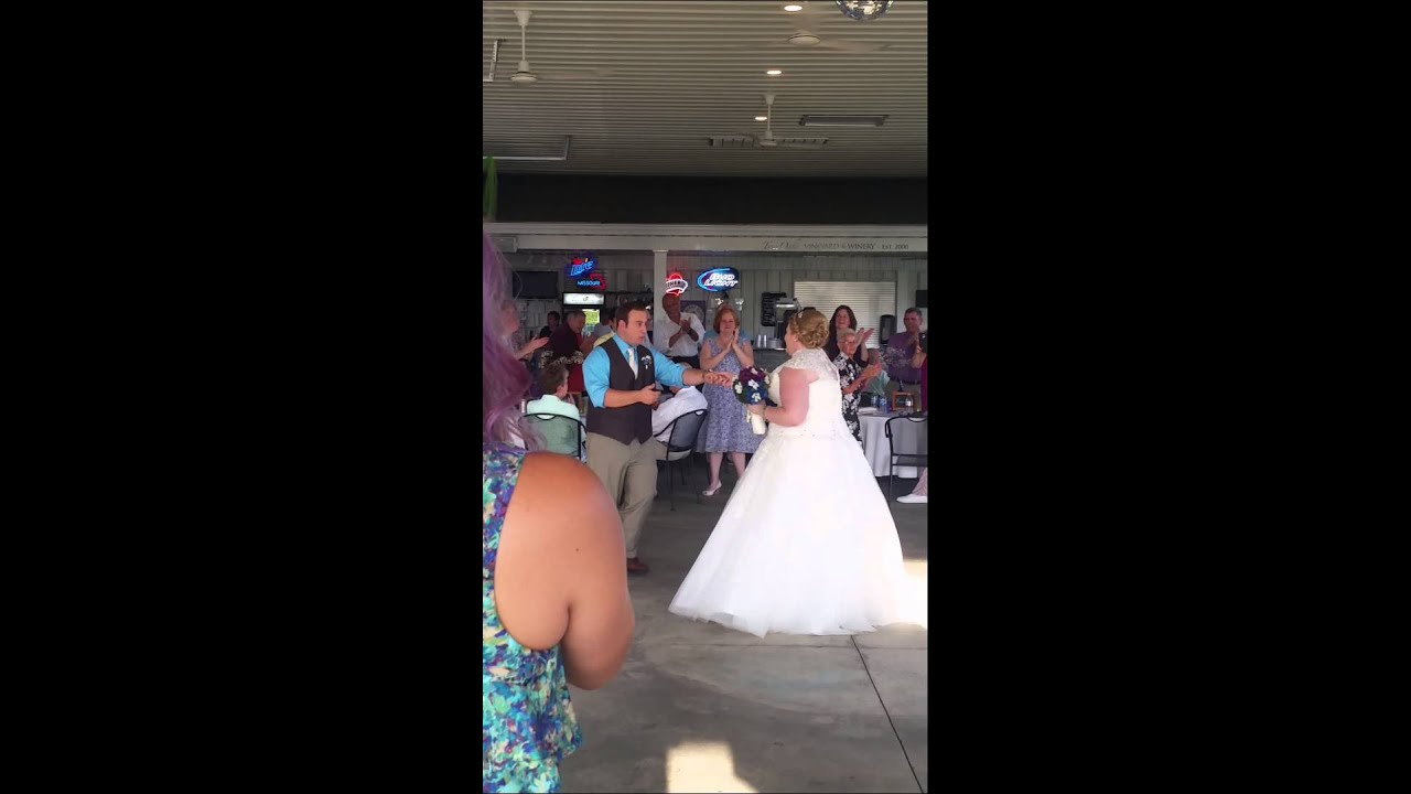 Reception Entrance Song For Gambill Golden Wedding Youtube