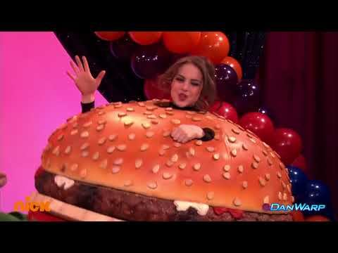 "Favorite Food Song   Diddly Bops   ""Victorious""   Dan Schneider"