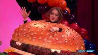 """Favorite Food Song   Diddly Bops   """"Victorious""""   Dan Schneider"""