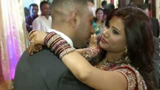 First Dance A Traditional Indian Wedding Reception Samosa King Embassy Banquet Hall Restaurant GTA