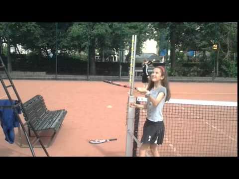 Tenniskamp Kattenlaan - Zomervakantie 10-14 Augustus 2015