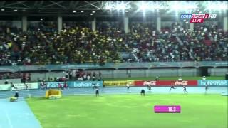 【陸上世界リレー2015】アメリカ x ジャマイカ x 日本 【ボルト ガトリン 桐生】 IAAF World Relays 2015 USA vs Jamaica トリボウイ 検索動画 3