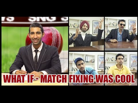 What If   Match Fixing was Cool   Ep 2  LaughterGames New Flash Game