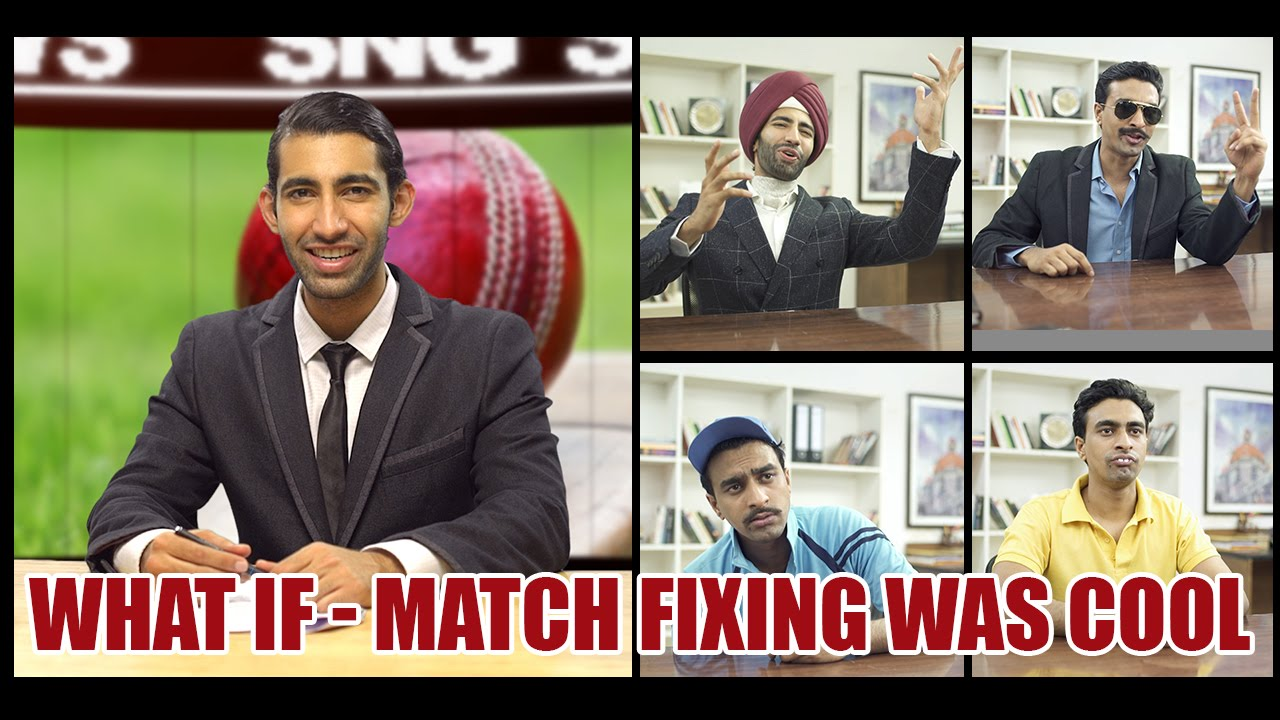 What If | Match Fixing was Cool | Ep 2 #LaughterGames