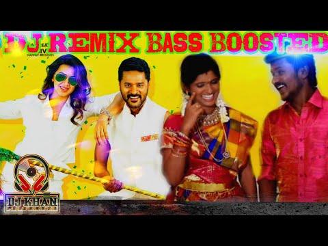 chinna machan DJ REMIX [BASS BOOSTED]