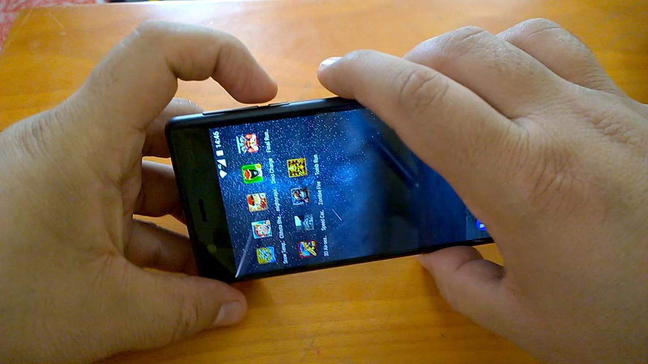 Nokia 3 How To Take A Screenshot