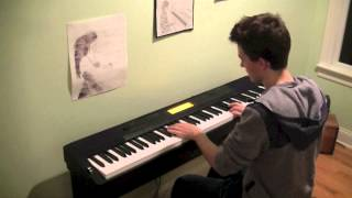 System Of A Down: Lonely Day (Elliott Spenner Piano Cover)