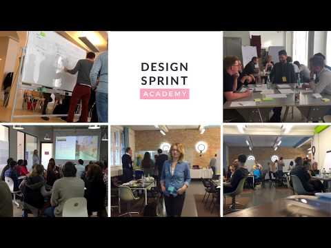Immersive Design Sprint Workshops in Berlin, New York, London, Helsinki, Milan, Malta