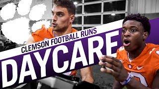 Clemson Football    Player-led Daycare
