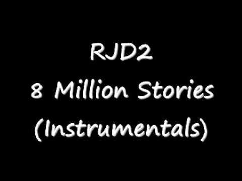 rjd2 8 million stories instrumentals