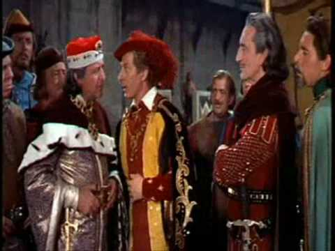 The Court Jester trailer